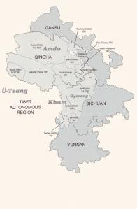 Administratively, Gyarong straddles the Qiang, Aba and Ganzi Tibetan Autonomous Prefectures, Sichuan.