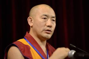 Khenpo Tsultrim Lodroe of Serta Larung Gar